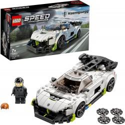 Koenigsegg Jesko - Lego Speed Champions