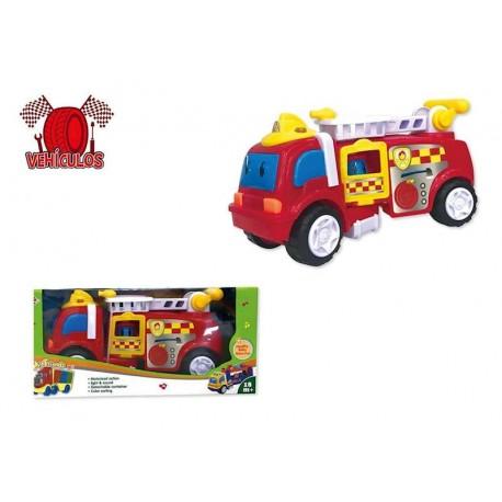 Camión Bomberos Infantil - Juguetes