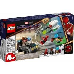 Spider-Man vs. Ataque del Dron de Mysterio - Lego