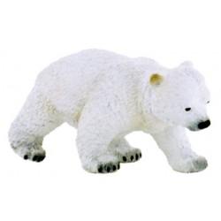 Cría oso polar andando - Papo
